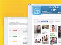 ShopUp Facebook Connected App