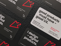 Desginer Business Card