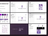 Kamiya Logo Style Guide