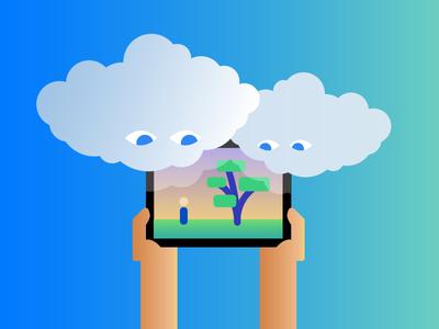 Cloud Vision API - Blogpost illustration