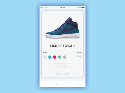 Product Details eCommerce