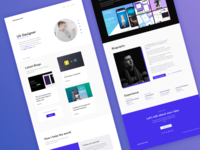 New Portfolio website 2.0