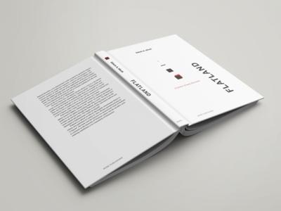 Flatland bookdesign