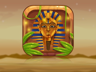 Egyptian Pharaoh Figurine