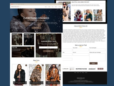 Furs Home Page