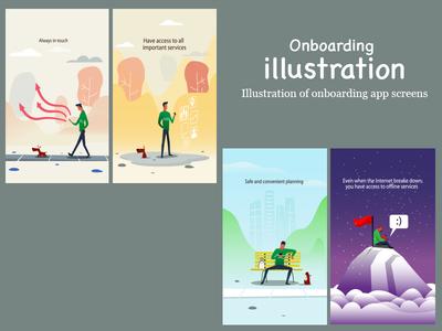 Onboarding Illustration