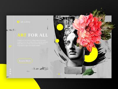 Art Academy Website