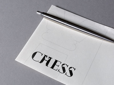 Chess Business Card