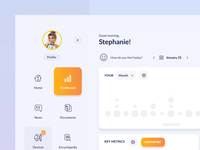 Healthcare Overview Dashboard