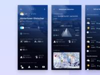 Weather And Ski App - Case Study