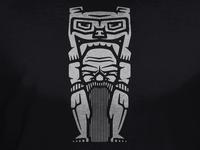 Bear Spirit Totem