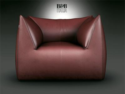 B&B denbrooks brooks armchair bb