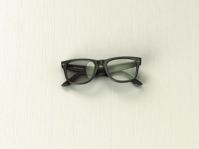 Wayfarer  wayfarer glasses ray-ban brooks icon