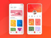 Hua Ban UI Redesign