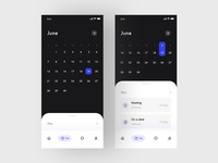 Date UI Design