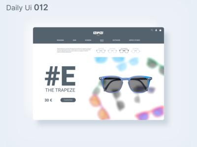 Daily Ui 012 - Single Product