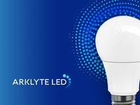 ARKLYTE LED Brand Identity