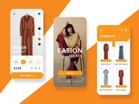 Fasion app concept
