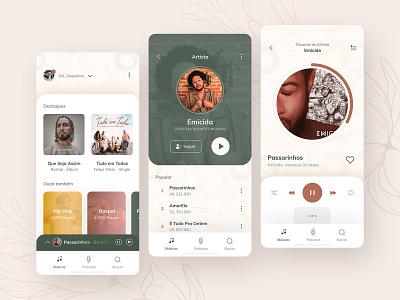Daily UI . Music Player player music musicplayer design dailyui ui