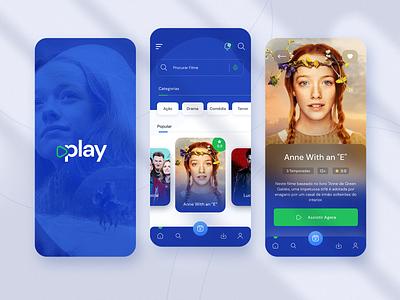 Daily Ui . TV App mobile appmobile app tv mobile tv app design dailyui ui