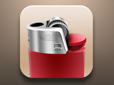 Fire it up! vector ios icon