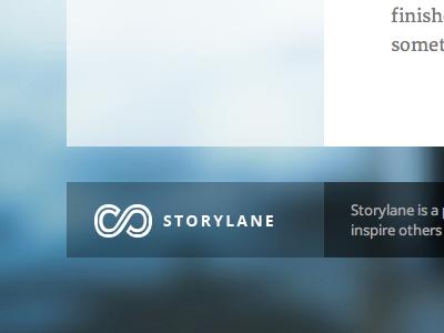 Public story page storylane web ui