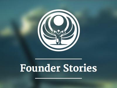Founder stories logo