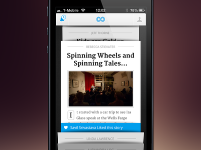 Storylane Reader is live storylane ios app