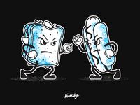 Sandwich vs. Hotdog