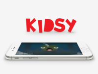 Kidsy iphone app - bed time feature