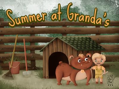 Summer ar Grandma's