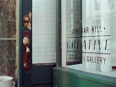 Vinegar Hill Creative logo