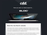 CDD Responsive Emailers