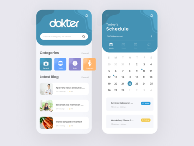 Redesign Dokter Apps