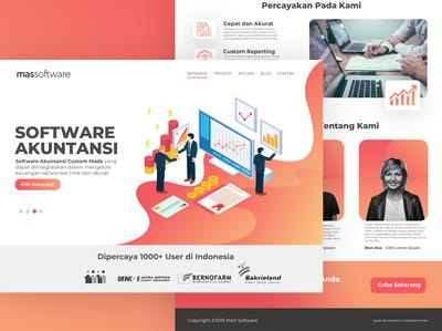 Remake Website Mas Software