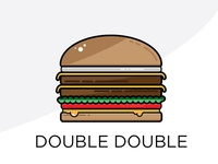Double Double Burger!