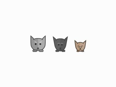 3 Lazy Gatos