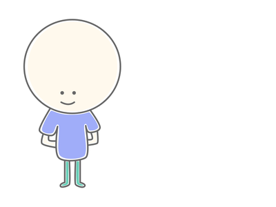 A Design Guy guy person happy fun art character illustrate