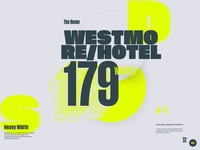 Type and Color 010/02 design light layout clean minimal website web type typography