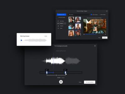 Motionden App motion animation video dashboard design dashboard app dashboad app minimal clean typography web website