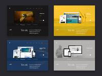 Degordian Website — Home Page Refresh