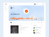Soundcloud song layou ui challenge   week 06 by mario sestak