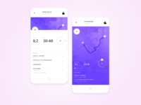 Activity tracking app by mario sestak