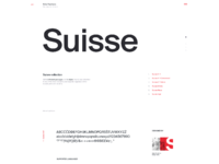 Suisse type specimen ui challenge week 12 full preview by mario sestak