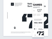 Suisse Type Specimen—page 2 / UI Challenge — Week 12