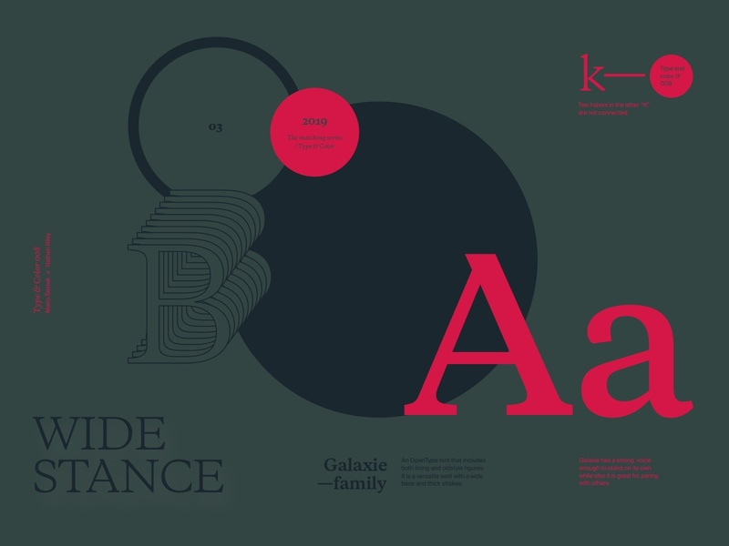 Type & Color — 008 / 02
