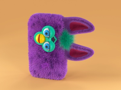 F is for Furby