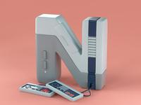 N is for Nintendo