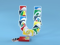 U is for Uno