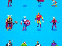 Pixel Marvels